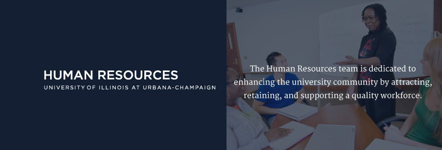 The Human Resources team is dedicated to enhancing the university community by attracting, retaining, and supporting a quality workforce.
